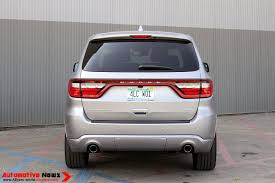 automotive news 2014 dodge durango
