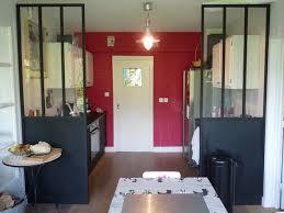 separation verriere cuisine verriere interieure bois with verriere interieure bois gallery