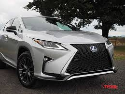 lexus crossover 2016 2016 lexus rx 4 generation f sport crossover5d images specs and