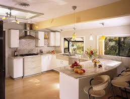 Kitchen Countertop Ideas With White Cabinets 32 Spectacular White Kitchens With Honey And Light Wood Floors