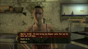 fallout new vegas halloween costume fallout new vegas ep 72 wear some normal clothing youtube