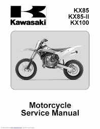 100 2012 kx250f workshop manual mx kawasaki kx250f 11 15