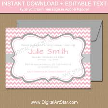 printable bridal shower invites wedding invites digital art star