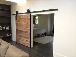 Reclaimed Wood Interior Doors Diy Reclaimed Wood Barn Doors Door Design Stylish