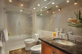 Bathroom Track Lighting Track Lighting Bathroom Vanity Vena Gozar For Idea 11 Kathyknaus
