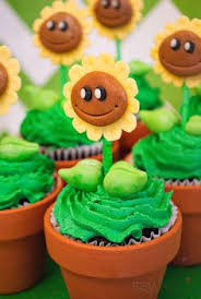 Plants Vs Zombies Cake Decorations Watermelon