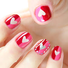 40 cute valentines day nails designs for ladies 2017 sheideas