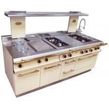 fourneaux de cuisine fourneau professionnel pour le particulier espace hôtelier 34