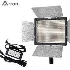remote audio video lighting yongnuo yn600 ii yn600l ii 5500k led video light falcon eyes ac
