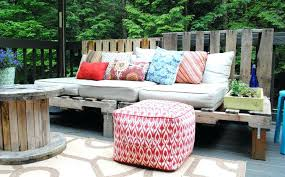 Outdoor Patio Furniture Cushions Cushions For Pallet Patio Furniture Happysmart Me