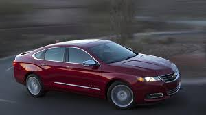 2014 Chevrolet Impala 2ltz Review Autoweek