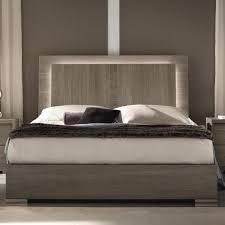 Platform Bed Led Alf Italia Tivoli King Bed With Led Light Stoney Creek Furniture