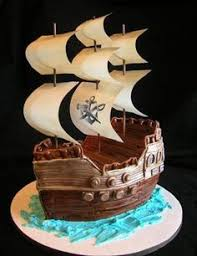 pirate ship cake tutorial pirate ship cakes cake tutorial and