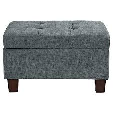 ottoman with storage and tray small footstool with storage full size of small ottoman footstool