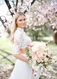 cherry blossom wedding dc cherry blossom wedding shoot on hey wedding