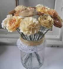 wedding paper flowers paper flower centerpieces baby shower