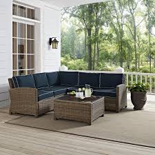 Navy Blue Patio Chair Cushions Furniture Crosley Patio Furniture For Your Inspiration