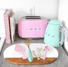 cute kitchen appliances pastel kitchen appliances ilashome