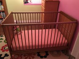 Crib Mattress Sale Crib Mattress And Matching Dresser Change Table For Sale In