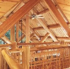 interior log homes hybrid log homes half log siding log accents log home