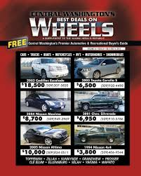 central washington u0027s best deals on wheels by yakima herald