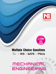 buy 5200 fully solved mcq for ies gate u0026 psus mechanical