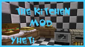 kitchen mod minecraft the kitchen mod 1 7 10 modvorstellung deutsch