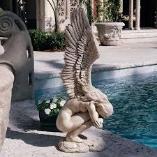 25 trending garden statues ideas on outdoor