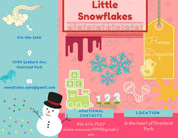 Overland Park Ks Zip Code Map by Little Snowflakes Overland Park Ks Home Daycare