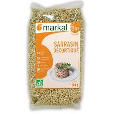 cuisiner les graines de sarrasin sarrasin décortiqué céréales produit bio markal