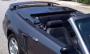 2004 mustang convertible top mustang convertible tonneau covers mustang boot covers by abc