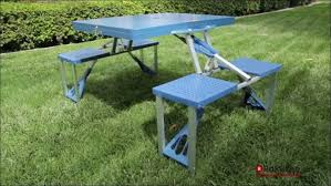exteriors steel picnic table legs circular wooden picnic tables