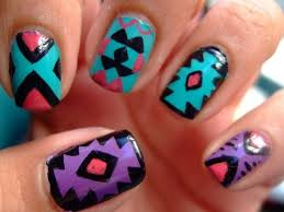 68 best native american nail design images on pinterest american