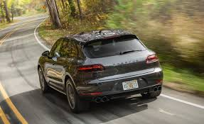 porsche suv 2017 2017 porsche macan gts first drive review car and driver
