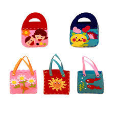 2018 non woven cloth cartoon animal flower handmade kids children