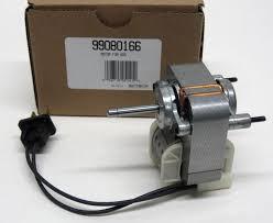 broan nutone replacement fan motor kits 99080166 broan nutone vent bath fan motor for models 694 695 85n2
