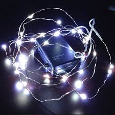 battery operated led lights with timer 50 light powered led