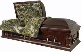 camo casket best price caskets 8733 camouflage casket solid wood br