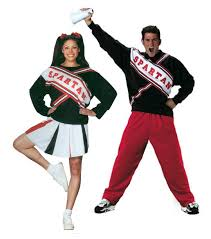Halloween Costumes Cheerleaders 5 Affordable Halloween Costumes Couples