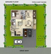 Buy Floor Plans Online by Tfq5dvilla Type B East Ground Floor Jpg