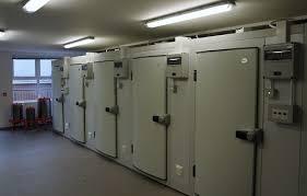 chambres froides chambres froides de coldkit pour recherche agricole coldkit