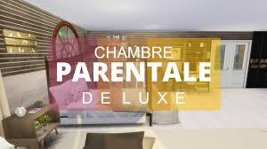 Chambre Parentale Avec Salle De Bain by Chambre Parentale De Luxe Creasims 4 Youtube