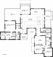 ranch style house plan 3 beds 2 50 baths 2696 sq ft plan 434 18