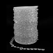 amazon com acrylic beads garland strand