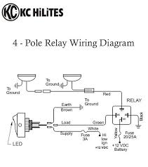kc highlights wiring diagram how to wire kc daylighters wiring for