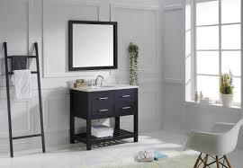 virtu usa caroline estate 36 single bathroom vanity set in