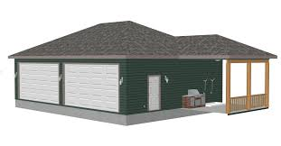 Just Garage Plans Detached House With Garage Plans Home Design By Larizza