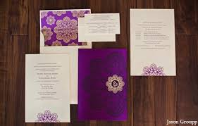indian wedding invitation stationary paper inspiration in