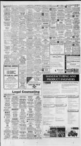 receptionist jobs in downriver michigan free press from detroit michigan on june 4 1997 page 42