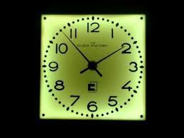 lighted digital wall clock digital illuminated wall clocks giant illuminated wall clock with